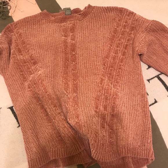 palette Sweaters - chenille sweater NWT